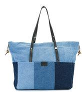 Chloé Kids - denim shoulder bag - kids - Cotton/Leather - One Size