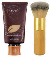 Tarte A-D Amazonian Clay Foundation w/BrushAuto-Delivery