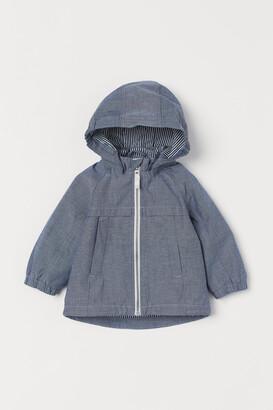 H&M Cotton Anorak