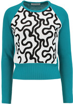 J.W.Anderson Wool and cotton-blend sweater
