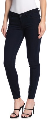 DL1961 Emma Solid Low Rise Skinny Jeans