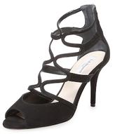 LK Bennett Lucia Peep-Toe Sandal