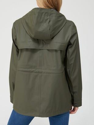 Hunter Original Lightweight Rubberised Jacket -Olive