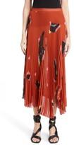 Proenza Schouler Women's Asymmetrical Pleated Skirt