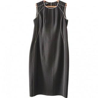 Narciso Rodriguez \N Black Wool Dress for Women