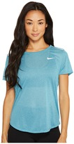 Nike Breathe Running Top Women's T Shirt