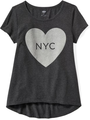 Old Navy New York City Graphic Tee for Girls