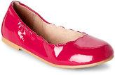 Bloch Toddler Girls) Candy Pink Scallop Ballet Flats