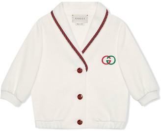 Gucci Kids Web Trim Jacket