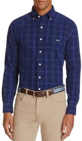 Vineyard Vines Yule Plaid Corduroy Tucker Classic Fit Button-Down Shirt