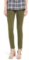 Jag Jeans Women's 'Nora' Pull-On Knit Denim Skinny Jeans