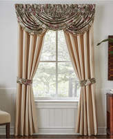 "Croscill Anguilla Waterfall 48"" x 33"" Swag Window Valance"