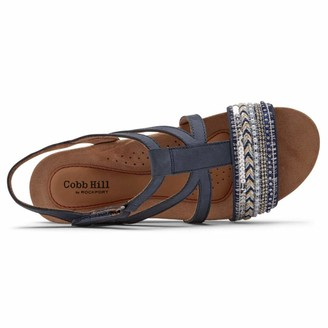 Cobb Hill Hollywood Sling Admiral Blue