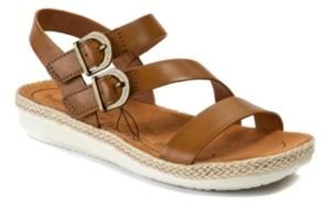 Bare Traps Baretraps Kalin Jute Trimmed Sandal Women's Shoes