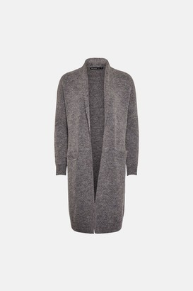 Karen Millen Super Soft And Cosy Longline Cardigan