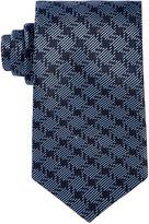 HUGO BOSS Men's Grid Skinny Tie