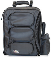 Diaper Dude Convertible Messenger Backpack - Grey