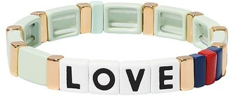 Roxanne Assoulin Just Say Love bracelet