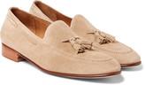 Ralph Lauren Purple Label Chessington Suede Tasselled Loafers