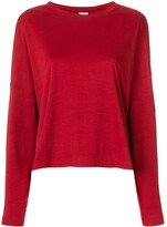 Krizia Pre Owned loose fit jumper