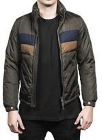 Moncler Men's Vilbert Padded Tri-color Zip-up Jacket.