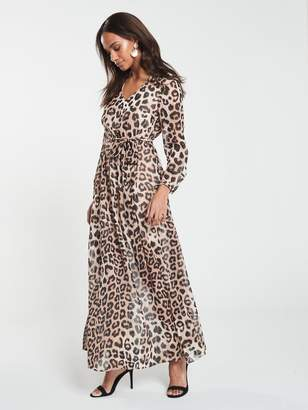 Very Maxi Dress - Animal Print