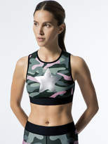 Ultracor Level Camo Knockout Croptop