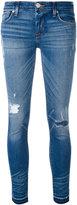 Hudson super skinny jeans - women - Cotton/Elastodiene/Spandex/Elastane - 25