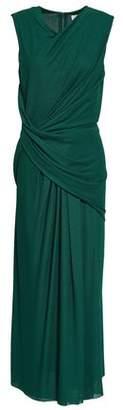 Jason Wu Draped Jersey Midi Dress