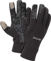 Marmot Men's Connect Glove - Black Touch Screen Gloves
