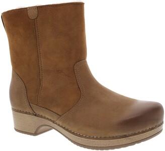 Dansko Bettie Genuine Shearling Lined Boot