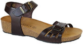 Eric Michael Brown Tampa Leather Sandal
