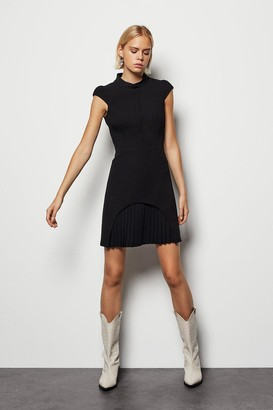 Karen Millen Soft Tailored Military Dress