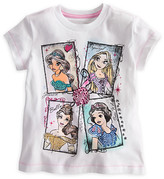 Disney Princess Tee for Girls - Deluxe Storytelling