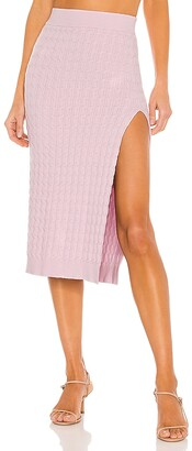 LPA Charlotte Midi Skirt