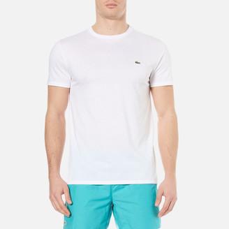 Lacoste Men's Classic Pima T-Shirt - White - 3/S