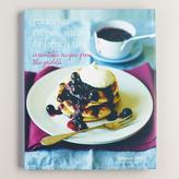 "Cost Plus World Market ""Pancakes, Crepes, Waffles and French Toast"" Cookbook"