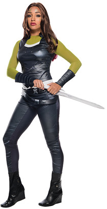 Rubie's Costume Co Rubie's Women's Costume Outfits - Deluxe Gamora Guardians of the Galaxy Costume Set - Women