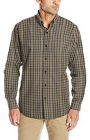 Arrow Men's Long Sleeve Plaid Shirt