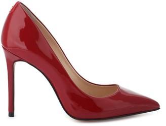 Cosmo Paris Cosmoparis Jissia Leather Heels