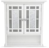 Elegant Home Fashions Windsor 2 Door Wall Cabinet