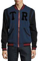 True Religion Long-Sleeve Cotton Jacket