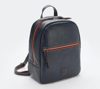 Dooney & Bourke Florentine Leather Ronnie Backpack
