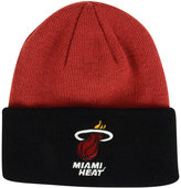 adidas Miami Heat Cuff Knit Hat