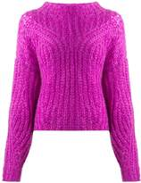 Isabel Marant chunky knit sweater