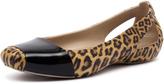 Crocs Sienna Leopard Shiny/Black