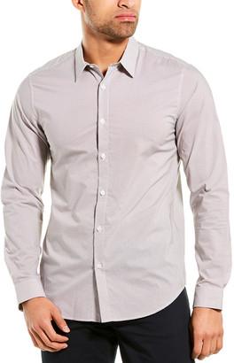 Theory Albero Print Woven Shirt