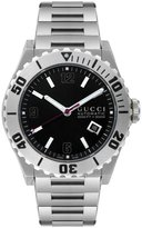 Gucci Men's YA115211 115 Collection Pantheon Automatic Stainless Steel Watch