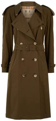 Burberry Westminster Heritage Trench Coat