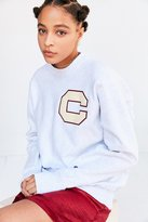 Champion + UO Varsity Letter Pullover Sweatshirt